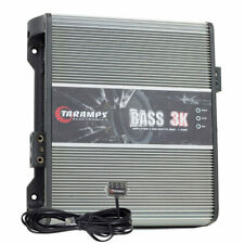 Taramps Bass 3K - 1 Channel - 3000 Watts RMS - 1 Ohm Car Amplifier
