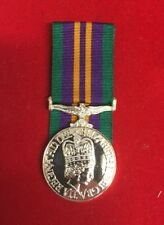 Accumulated Campaign Service Medal ACSM 2011 Full Size Superb Copy