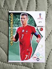 Panini card 279 FIFA Russia 2018 Adrenalyn XL Team Mate Cristiano Ronaldo