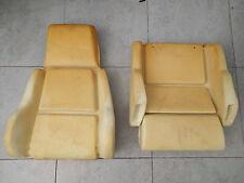 1984-1993; C4; Sport Seat Foam Cushion Back & Bottom; NEW Corvette