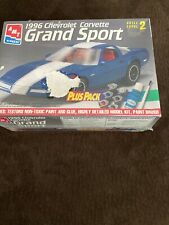 1996 Chevrolet Corvette Grand Sport Model Kit by AMT / ERTL Skill Level 2