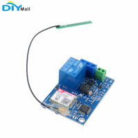 1 Channel Relay Module SMS GSM Remote Control Switch SIM800C STM32F103CBT6 IOT