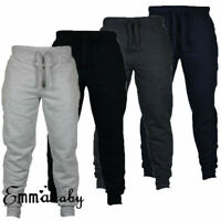 Men's Sport Pants Long Trousers Tracksuit Fitness Workout Joggers Gym Sweatpants