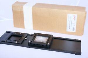 Linhof M679 CC Universal Rapid Change Sliding Adapter for Hasselblad V backs