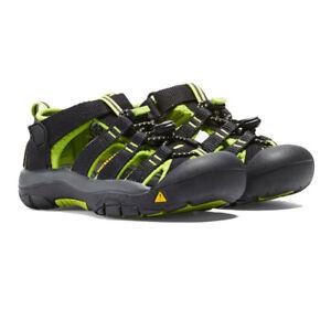 Keenport H2 Junior Green Waterproof Walking Outdoors Summer Shoes Sandals