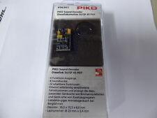 Piko 56361 Lok-Sounddecoder mit Lautsprecher für Rh 2800 SNCB,Neuware