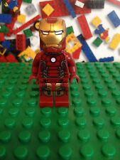 LEGO Iron Man Mark 43 Armor Minifigure Marvel Super Heroes 76038-1 76032-1