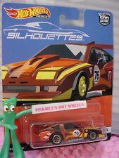 SILHOUETTES '76 CHEVY MONZA #1/5☆brown☆2019 Hot Wheels PREMIUM J Car Culture