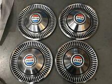 1 Set Jeep/J-Series/Cherokee/Wagoneer Hubcaps Wheel Covers 15'' 1976-1983 PN#239