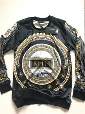 Versace Camiseta Negra Para Hombre Camisetas