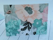 Floral Blank Greeting Card With Envelope, Any Occasion, Thank You, Birthday
