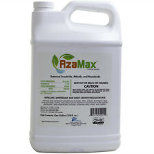 General Hydroponics Azamax 1 Gallon, 128 oz - ounce pesticide pest control