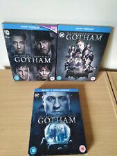GOTHAM Season 1-3 Blu Ray UK Release