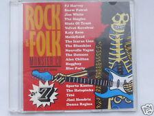 ROCK & FOLK  MONSTER CD  VOL.7, 20 TITRES, TRES BON ETAT