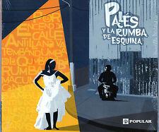 ESPECIAL BANCO POPULAR - PALES MATOS Y LA RUMBA DE ESQUINA -  CD