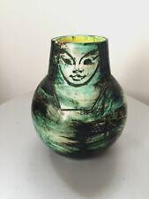 Vintage vase en céramique émaillée 1950 Jacques Blin ? les argonautes ...?