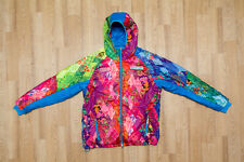 SOCHI 2014 Olympics Warm Winter Padded Hooded Staff Jacket Unisex Men Women 2XL