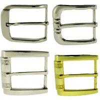 "Single Prong Belt Buckle Wholesale Lot For Up to 1 1/2"" (40 mm) Belt Strap Craft"