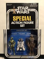 Star Wars Special Action Figure Android Set Vintage Collection