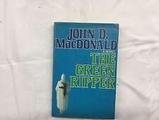 The Green Ripper John D MacDonald 1979 First Edition