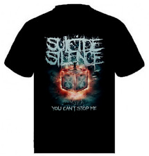 Suicide Silence You Can't Stop Me T-Shirt  Black XLarge  NEW