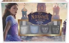 New! Opi Infinite Shine Mini Set of 4 Nutcracker 2018 Holiday Collection