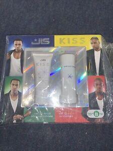JLS Kiss EDT 60ml EDT & Body Lotion 100ml Pack New
