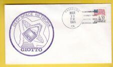 DEEP SPACE NETWORK GIOTTO PASADENA CALIFORNIA 3/13/1986
