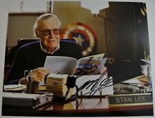 STAN LEE Autograph Autographed Photograph Marvel Superhero Comic / Movie Creator