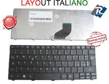 TASTIERA ITALIANA ACER ASPIRE One 532H D255 D257 D260 521 522 533 AOD532H Nera