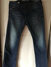 AUTHENTIC Diesel Women's Slim Bootcut Low Waist Jeans W26 L32 MSRP $198 NWT