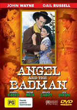 John Wayne Gail Russell ANGEL AND THE BADMAN - CLASSIC WESTERN DVD