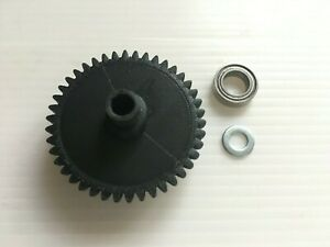 Kyosho Pureten Alpha 2 Spur / Main gear. Complete with Bearing. P/N AG5