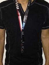 LOOK ! JDM Nismo Racing Lanyard Cell Holders Neck Strap Key Chain  2 SIDE PRINT