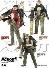 "6"" 1/12 3A THREEA Action Portable Heavy TK 3 Pack Figure Ashley Wood ""US Seller"""