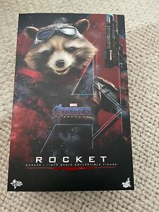 Hot Toys End Game Rocket Raccon MMS548