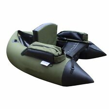 NEW! Professional Inflatable Fishing Catamaran PVC Rubber Boat Fishing Chair