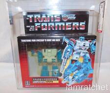 Transformers Original G1 AFA 85 Topspin MISB 80/85/90 Sealed