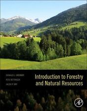 INTRODUCTION TO FORESTRY AND NATURAL RESOURCES - GREBNER, DONALD L./ BETTINGER,