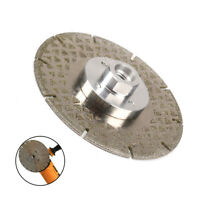 "115MM 4.5"" Diamond Cutting Disc Grinding Wheel M14 Flange Blade Granite Marble"