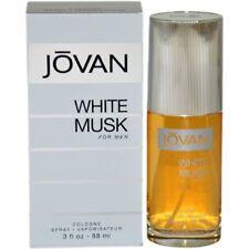 JOVAN WHITE MUSK by Coty 3.0 oz EDC Spray NEW in Box for Men