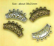 Lot Tibetan Silver/Bronze Beautiful Charms Pendant DIY Jewelry Finding Carfts