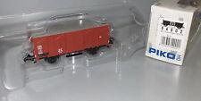 Piko H0 54002 _  Gedeckter Güterwagen G29  _ DB _ Epoche III