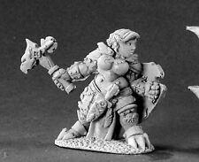 Reaper Miniatures Dark Heaven Legends 03413 Nalila Goldhammer, Dwarf