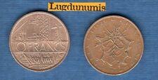 LOT de 2 pc 10 Francs Mathieu 1976 Tranche A + B du qualité TB TTB