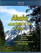 (Blu-ray) ALASKA - KENAI PENINSULA TRAVEL FISHING  DVD Disc