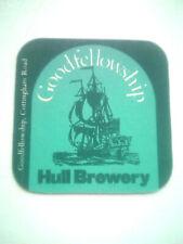 ARIZONA ~ Riddle Beer Pub COASTER *~* THAT Brewery ~ Pine Abe Odd Hull Lub Ear