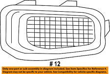 Jeep CHRYSLER OEM 15-18 Renegade Front Bumper Grille-Lamp Bezel Left 5XB31LXHAA