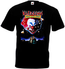 Killer Klowns from Outer Space v2 T-shirt movie poster all sizes S-5XL Men's