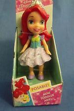 Toys New Disney Princess Mini Toddler Ariel Doll 4 inches